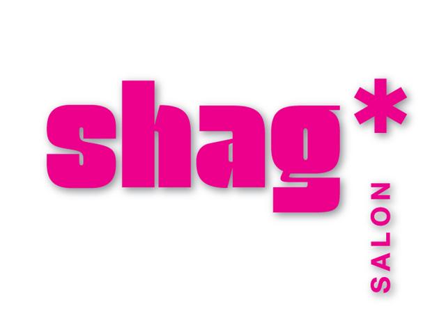 shag salon logo